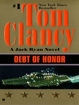 cover image of Debt of Honor
